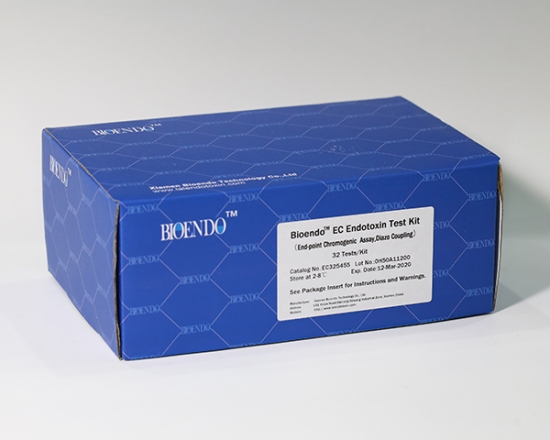 LAL Endotoxin Testing Assay